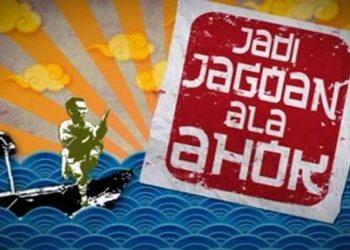 Poster Film Jadi Jagoan Ala Ahok