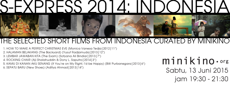 S-EXPRESS 2014: INDONESIA